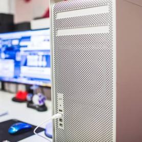 Рабочая станция Apple Mac Pro, програмное обеспечение Cubase Pro 9.5, Logic Pro X, Ableton Live 10, Pro Tools 12